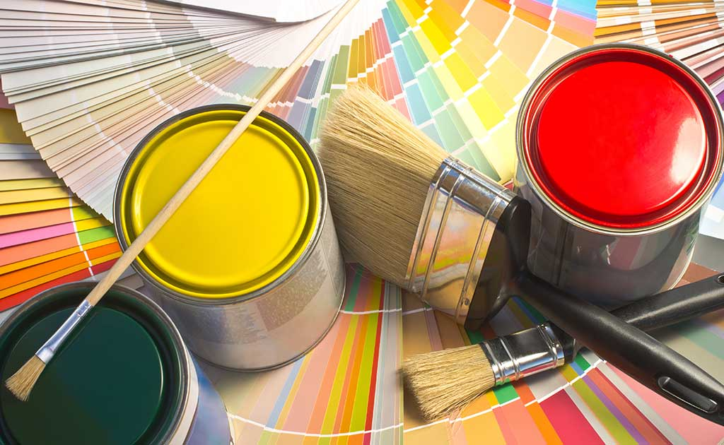 California Paints The Highest Quality Interior Paint