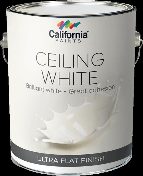 ceiling whites california paints. Black Bedroom Furniture Sets. Home Design Ideas