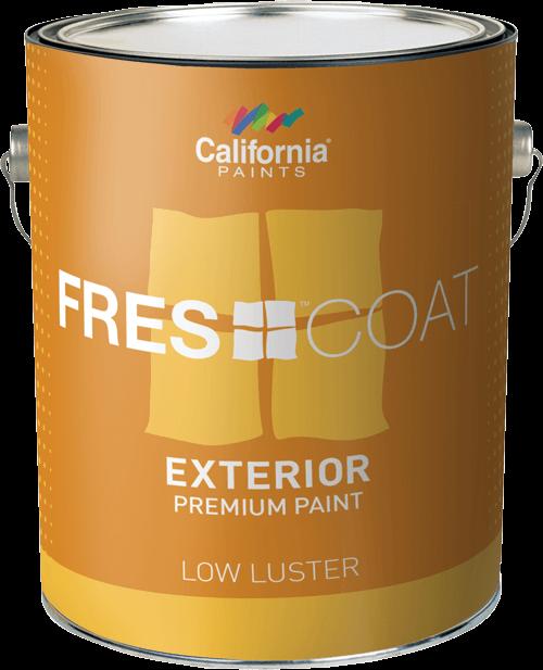 Fres Coat Premium Exterior Paint California Paints