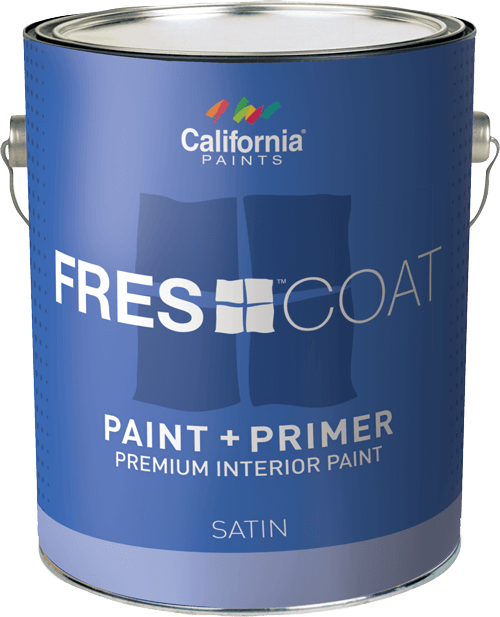 Fres Coat Premium Interior Paint Amp Primer California Paints