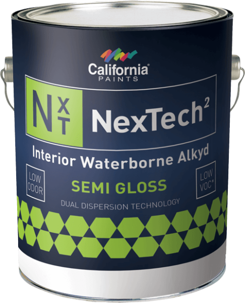 Nextech california paints for What are alkyd paints
