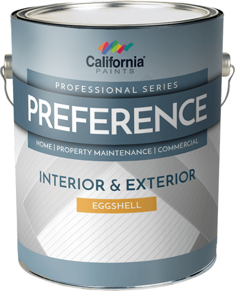 Preference Interior Exterior California Paints