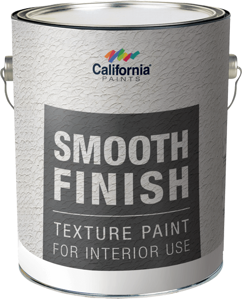 Smooth Finish Texture Paint California Paints