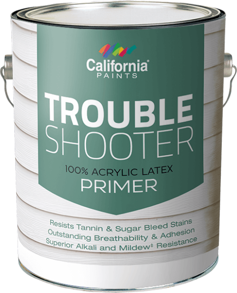 Trouble Shooter California Paints