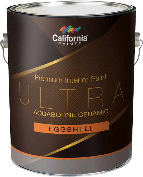 Ultra Ultra Aquaborne Ceramic Interior Paint Eggshell Ultra Aquaborne  Ceramic Premium Eggshell Finish Is A 100% Acrylic Ceramic Microsphere Wall  And Trim ...
