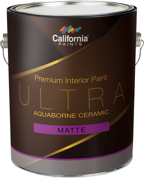 Ultra Aquaborne Ceramic Interior Paint California Paints